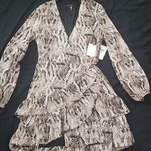 1. STATE wrap dress NWT. Perfect condition no mark